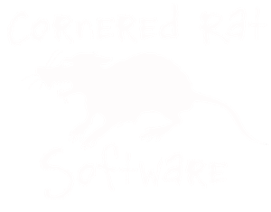 Cornered Rat Software Logo